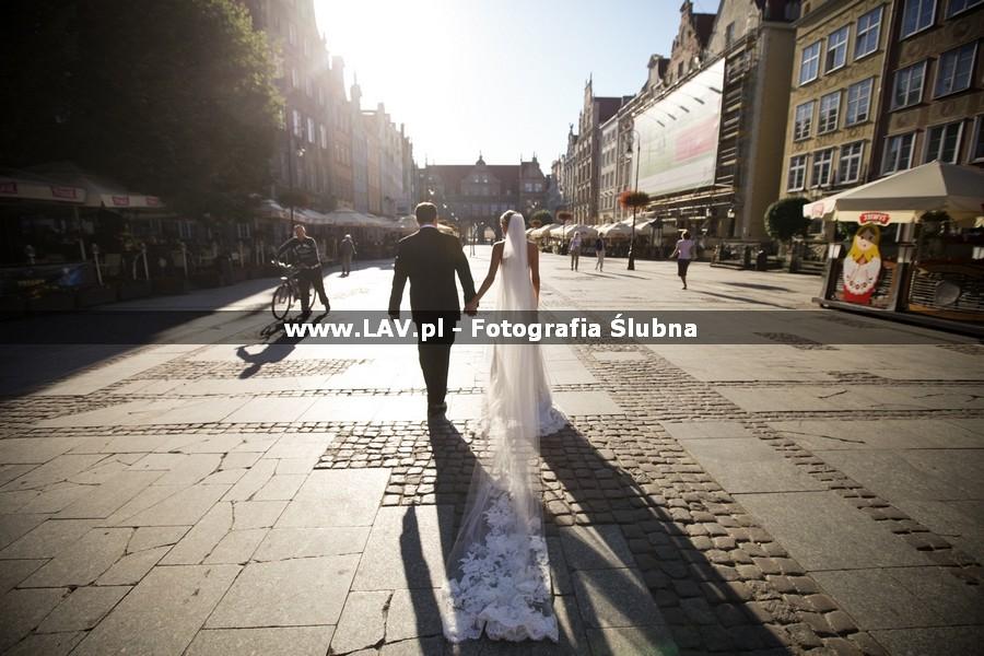 Gdańsk fotografia ślubna