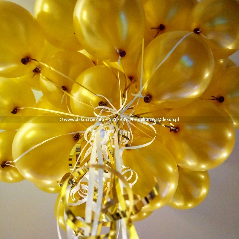hel do balonów Chwarzno